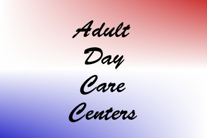 Adult Day Care Centers Image