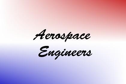 Aerospace Engineers Image