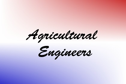 Agricultural Engineers Image