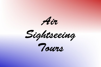 Air Sightseeing Tours Image