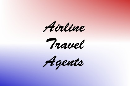 Airline Travel Agents Image