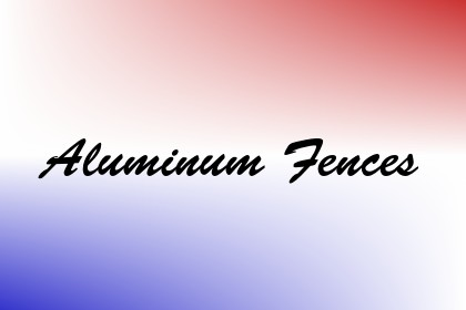 Aluminum Fences Image