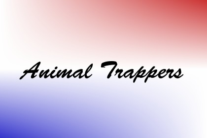 Animal Trappers Image