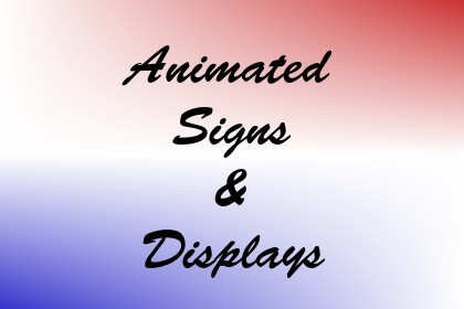 Animated Signs & Displays Image