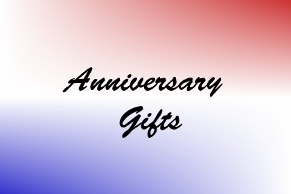 Anniversary Gifts Image