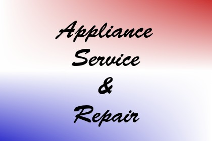 Appliance Service & Repair Image