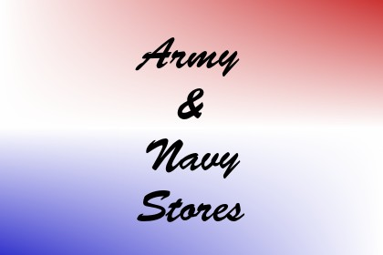 Army & Navy Stores Image