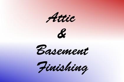 Attic & Basement Finishing Image