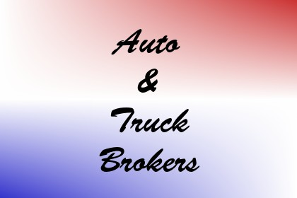 Auto & Truck Brokers Image