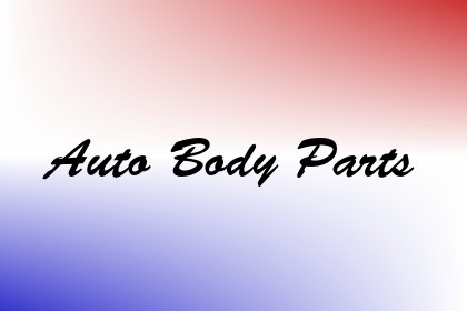Auto Body Parts Image