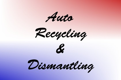 Auto Recycling & Dismantling Image