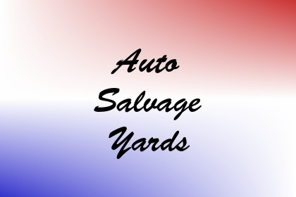 Auto Salvage Yards Image