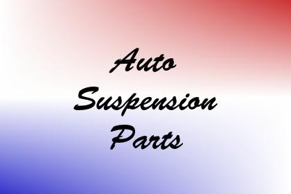 Auto Suspension Parts Image