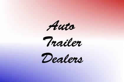 Auto Trailer Dealers Image