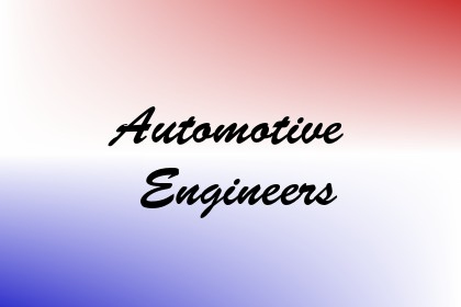 Automotive Engineers Image