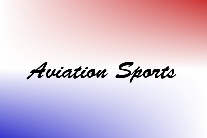 Aviation Sports Image