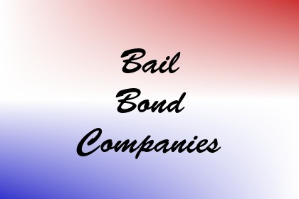 Bail Bond Companies Image