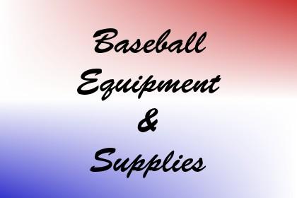 Baseball Equipment & Supplies Image
