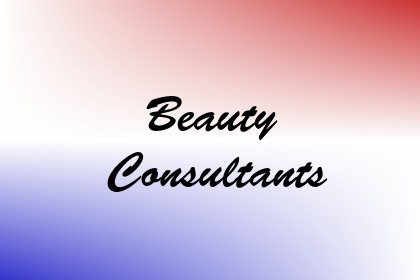 Beauty Consultants Image