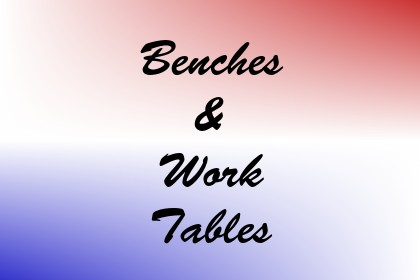 Benches & Work Tables Image