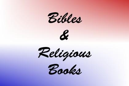 Bibles & Religious Books Image