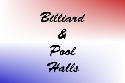 Billiard & Pool Halls Image