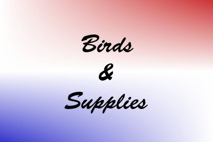 Birds & Supplies Image