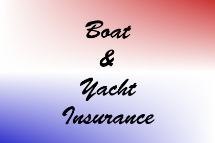 Boat & Yacht Insurance Image