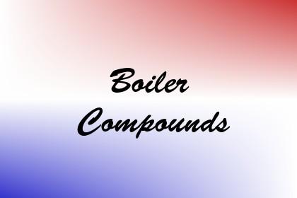 Boiler Compounds Image