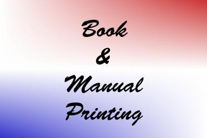 Book & Manual Printing Image