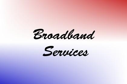 Broadband Services Image