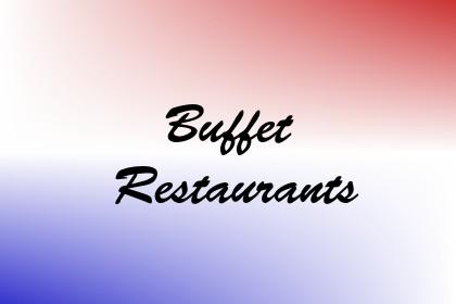 Buffet Restaurants Image