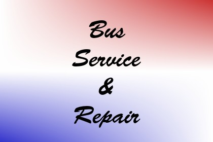 Bus Service & Repair Image