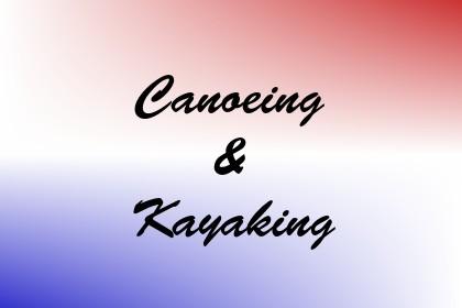 Canoeing & Kayaking Image