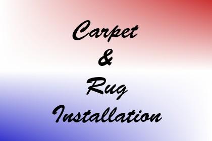Carpet & Rug Installation Image