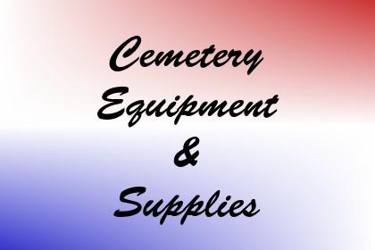 Cemetery Equipment & Supplies Image