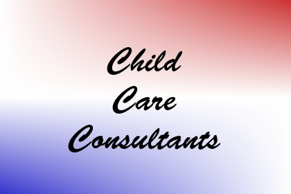 Child Care Consultants Image