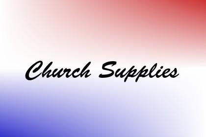 Church Supplies Image
