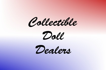 Collectible Doll Dealers Image