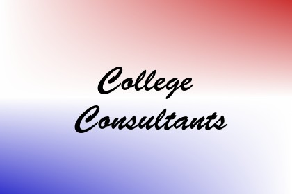 College Consultants Image