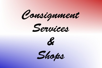 Consignment Services & Shops Image