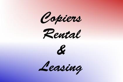 Copiers Rental & Leasing Image