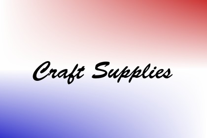 Craft Supplies Image