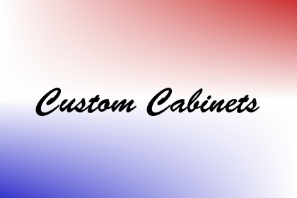 Custom Cabinets Image