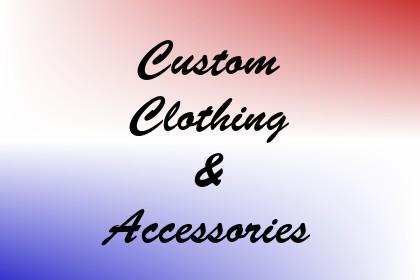Custom Clothing & Accessories Image