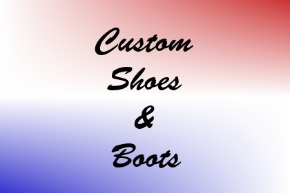 Custom Shoes & Boots Image