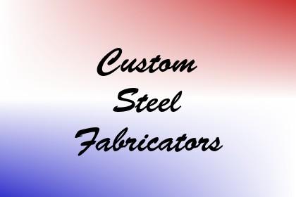 Custom Steel Fabricators Image