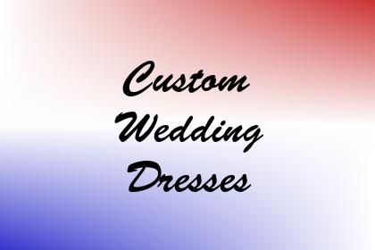 Custom Wedding Dresses Image