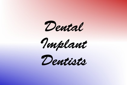 Dental Implant Dentists Image
