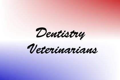 Dentistry Veterinarians Image